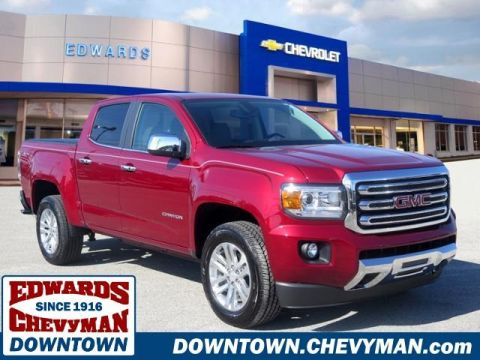Pre-Owned 2019 GMC Canyon SLT